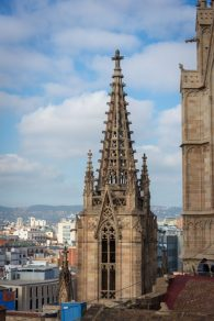 From the top of the Cathedral