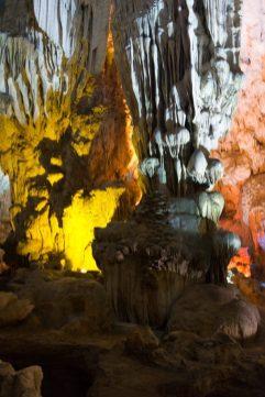 Rock Formation Halong Bay