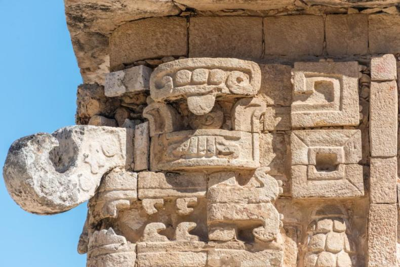 Mayan Carving - one our our top cruise excursions and fan favorite