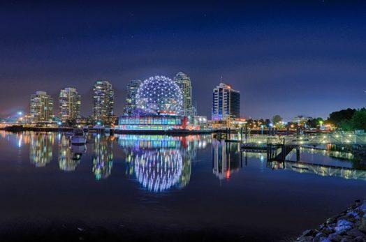 Downtown Vancouver False Creek