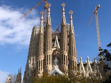Gaudi The Sagrada Familia