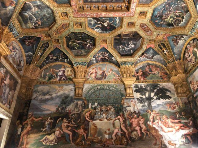 Palazzo Te, Mantua, Mantova