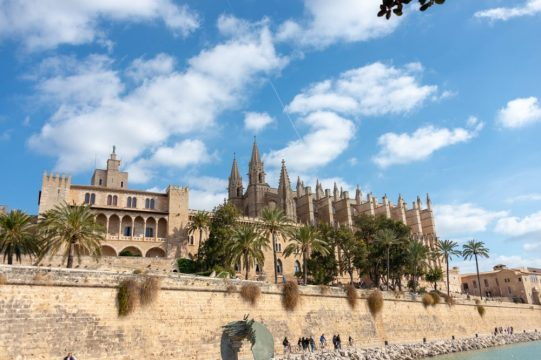 The Old Palma De Mallorca