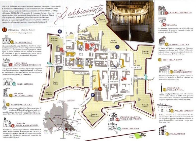 Sabbioneta, Mantova, Italy