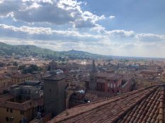The View from the Top Of Duomo