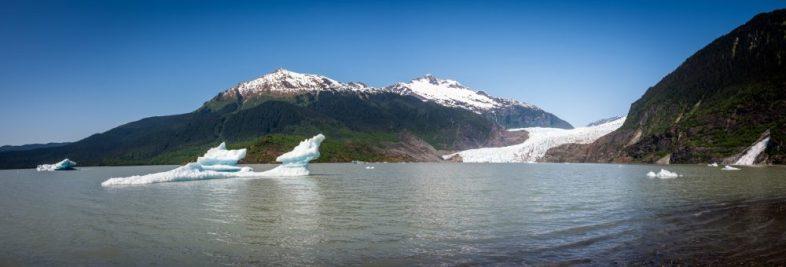 Mendelhell Glacier