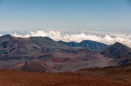 Maui - Haleakala Crater
