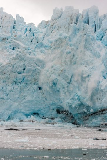 Margerie Glacier Calving 1 of 5