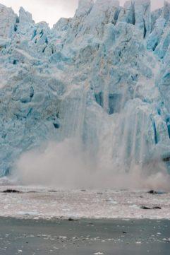 Margerie Glacier Calving 4 of 5