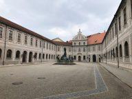 Residenz Courtyard