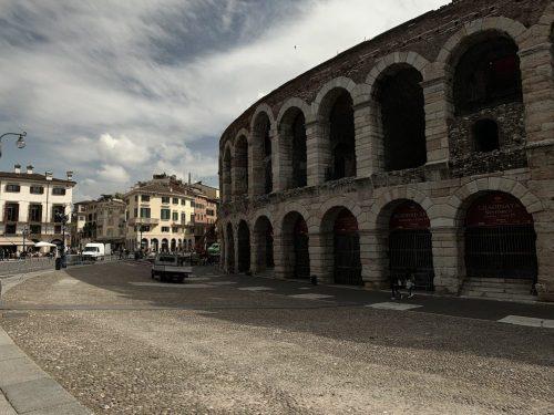 Verona The Roman Arena