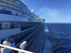 Walk around the Ship