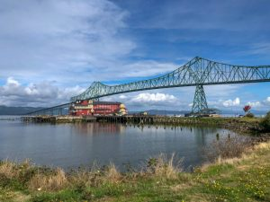 Astoria-Megler Bridge, Astoria OR