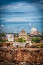 The Synagogue and The Cupolone