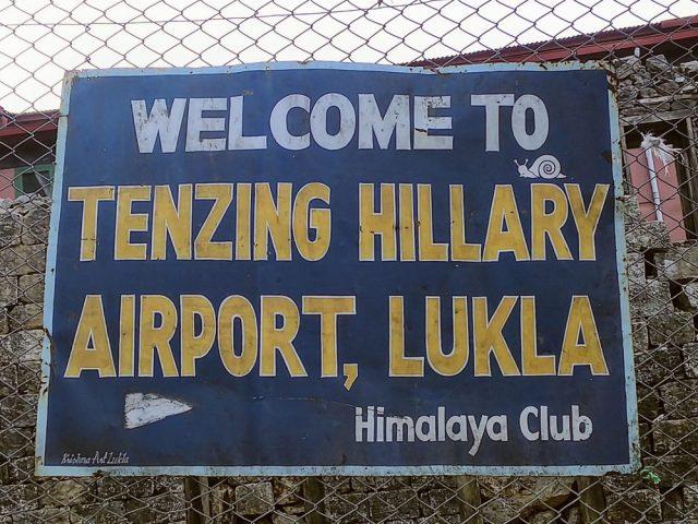 Tenzing Hillary Airport