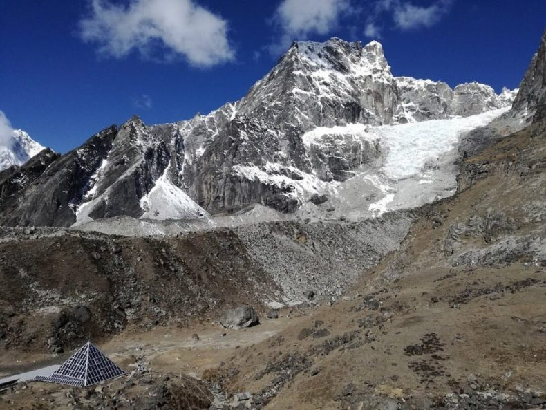 Dingboche to Pyramid - Mount Everest Base Camp Trek