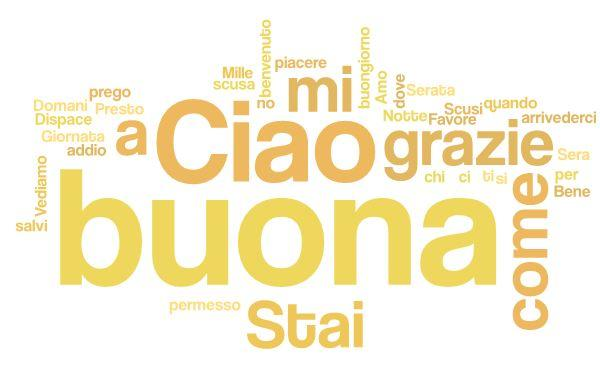 Our Italian Journey, Italian phrases, ouritalianjourney.com