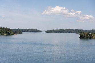 Panama Canal Gatun Lake