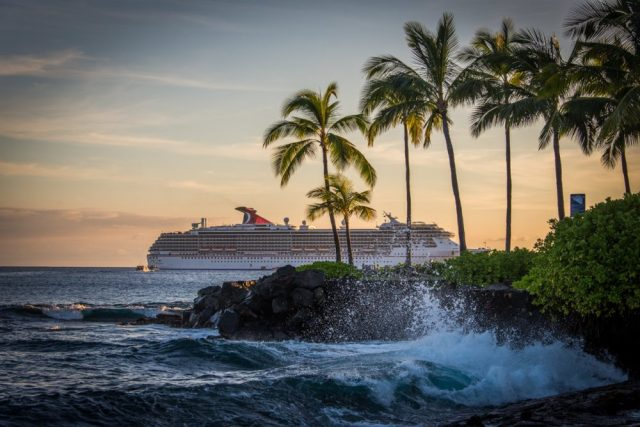 Carnival cruise line Mainstream Category