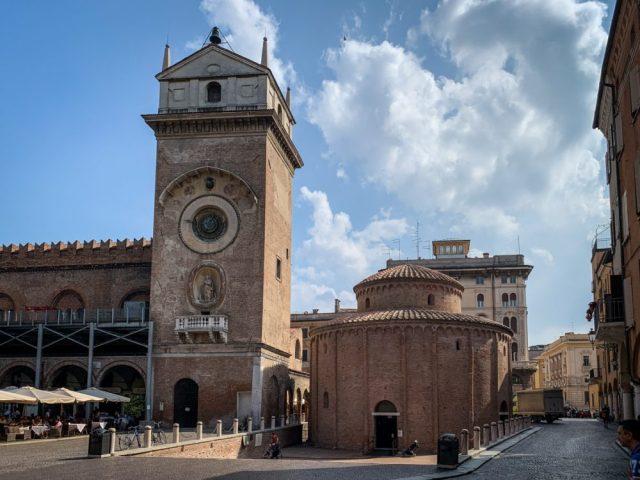 Saint Lawrence Rotunda, Mantova, Mantua, Medieval