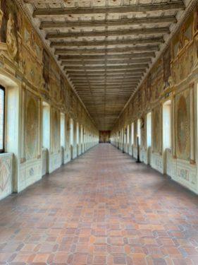Galleria, Sabbioneta, Italy