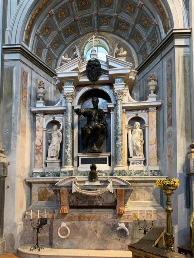 Duke Mausoleum, Sabbioneta, Mantova, Italy