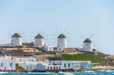 Kato Mili Windmills