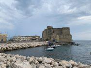 Castel Dell'Ovo - On the mediterranean cruise adventure!