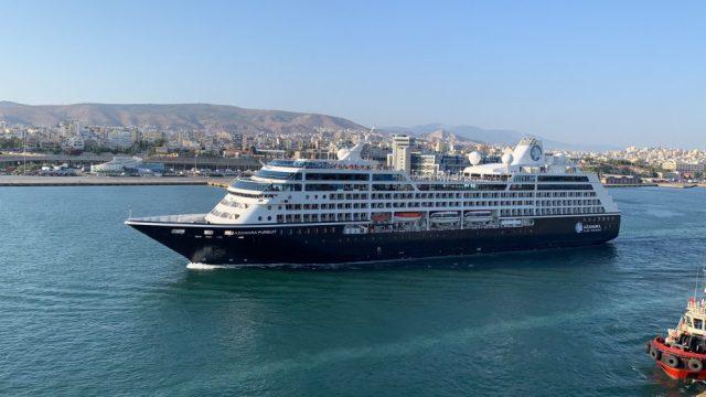 Azamara Cruises Ship, Luxury Cruising