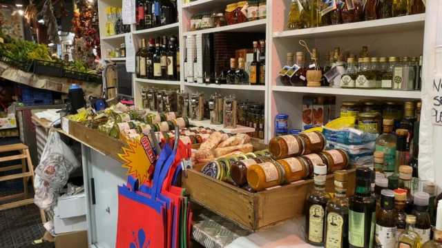San Lorenzo Market Florence - A must see in Florence