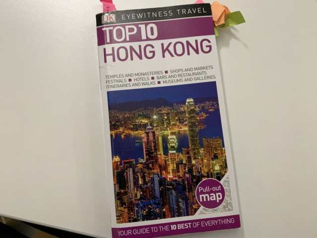 Dk Guide with my notes - excellent resource to prepare for a trip