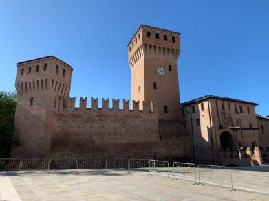 Formigine Castle, the main entrance