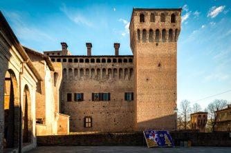 Vignola Castle Modena