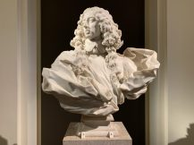 Bust of Francis the First by Bernini
