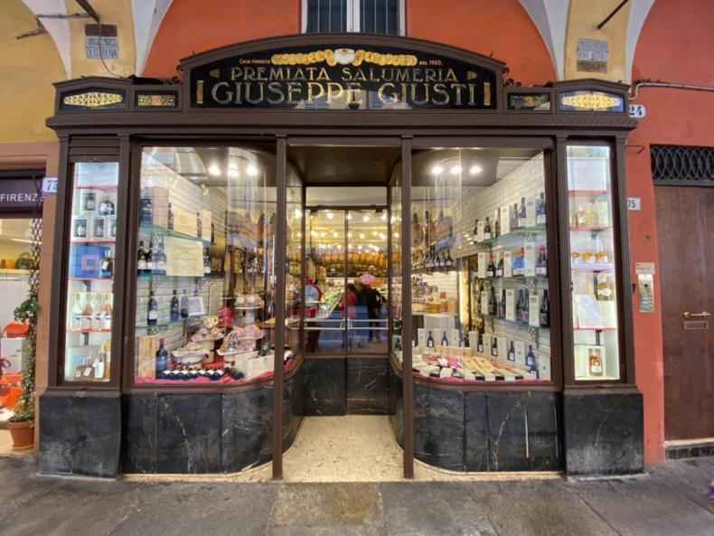 Old Giusti Store, Modena Italy