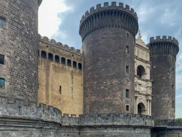 Castel Nuovo the Triumphal Arch