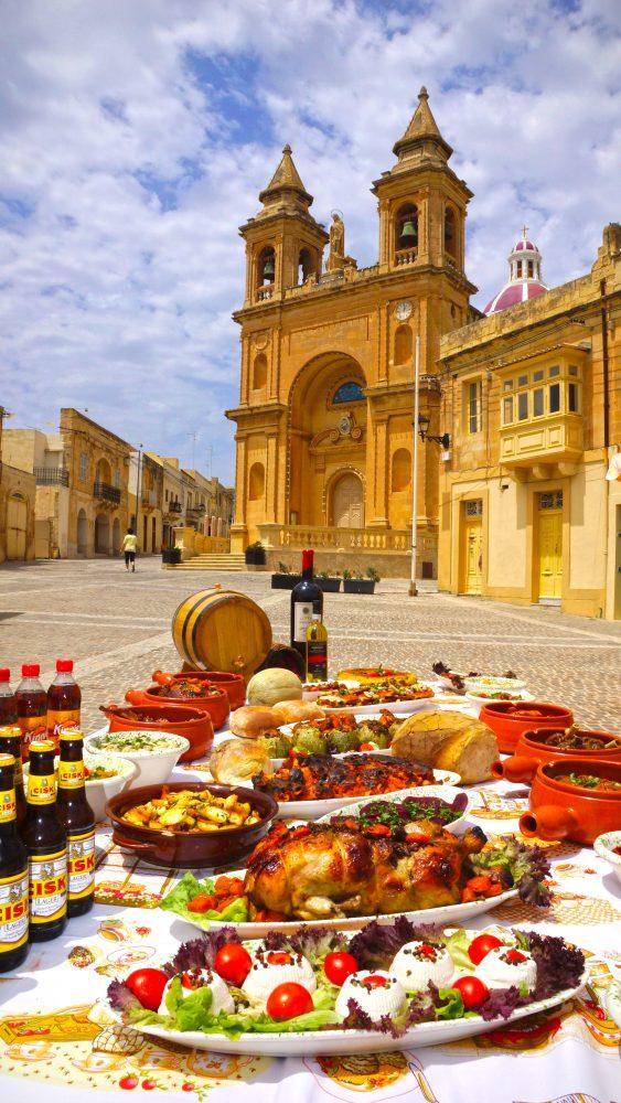 Food of Malta
