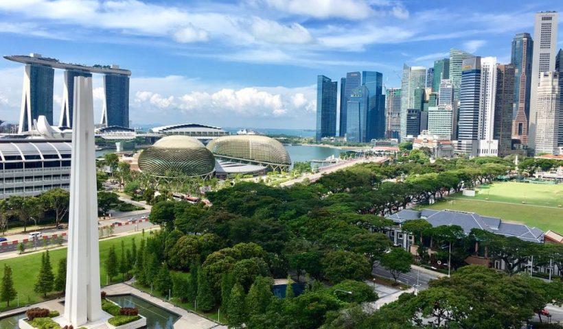 Singapore City Scape