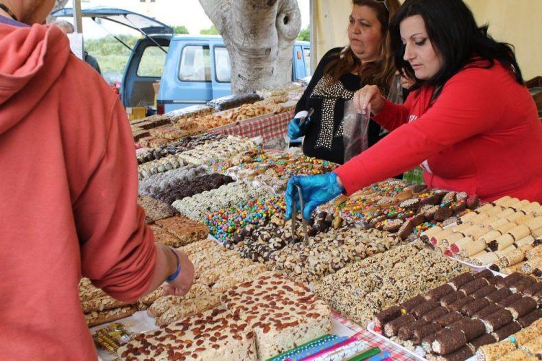 A Market in Malta