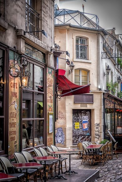Bistro in Paris
