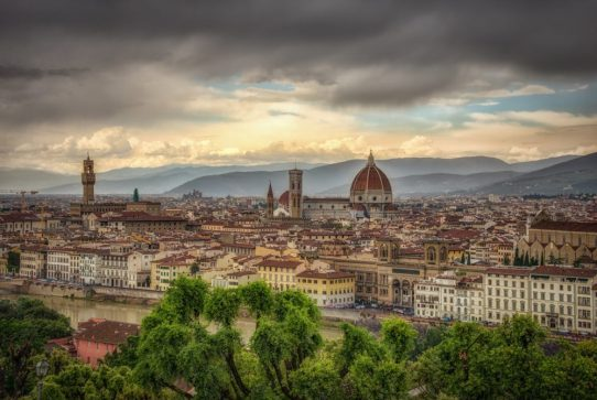 Florence from Piazzale Michelangelo