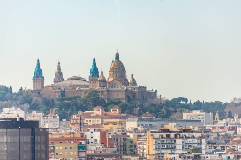 Barcelona a great city to explore and enjoy! ?????