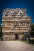 Some amazing carvings in Chichen Itza
