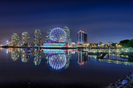 Downtown Vancouver False Creek