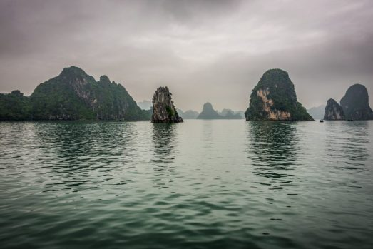 Ha Long Bay Vietnam - One of the Top Land or Cruise Excursions in Asia or Vietnam