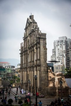 Ruins of St. Paul Macau