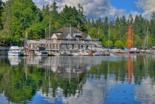 Rowing Club at Stanley Park