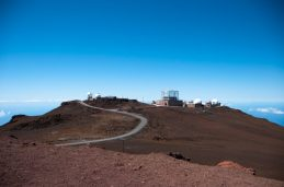 The Observatories at Haleakala summit