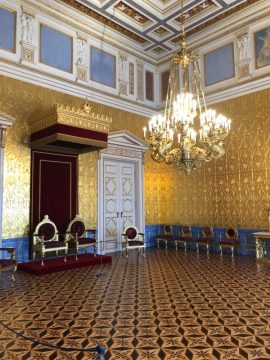 One of the Throne room