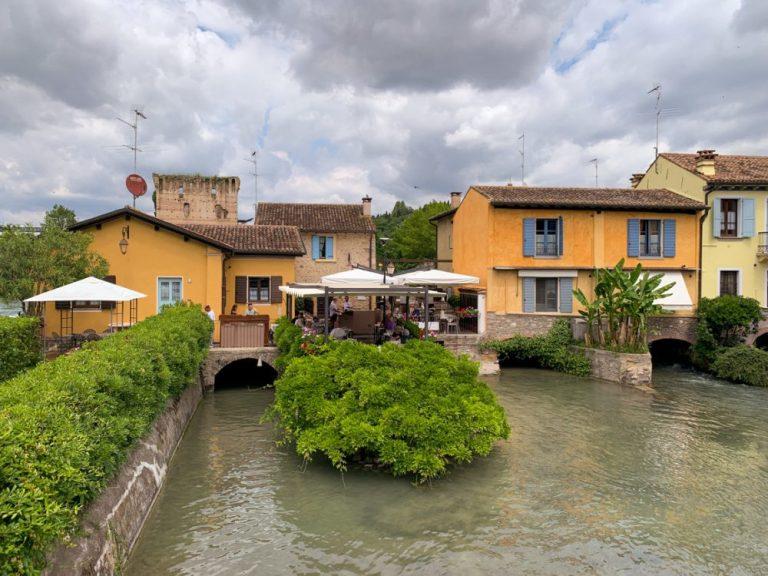 Borghetto di Valeggio Sul Mincio, Verona, Italy